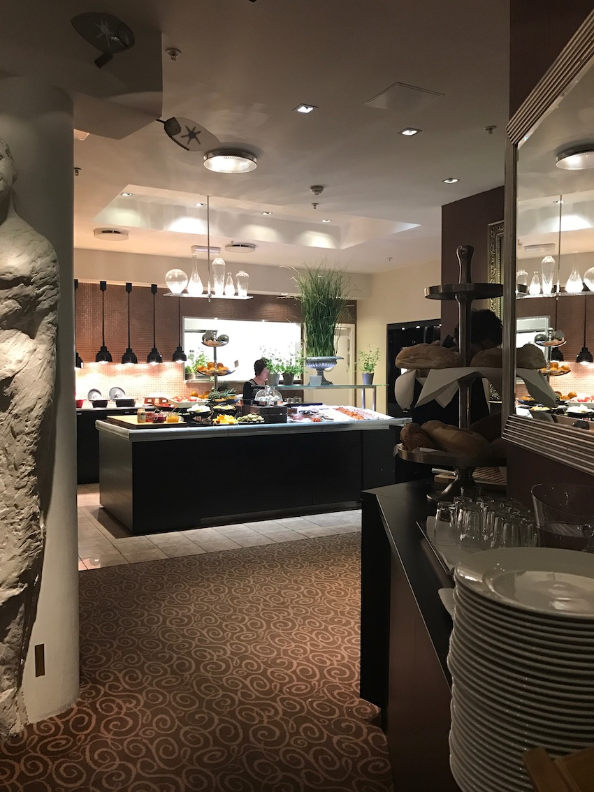 Frokostsalen, Clarion hotel Havnekontoret