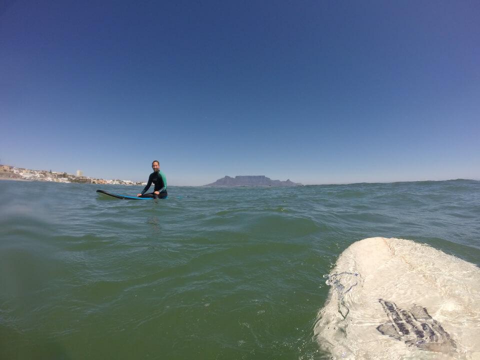 Frivillig arbeide i Cape Town. Volunteering