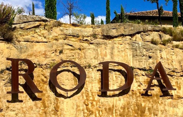 Vinsmaking Bodegas Roda
