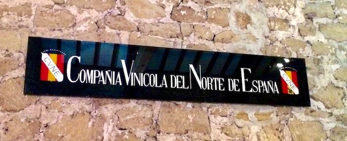 Vinsmaking, CVNE - Rioja