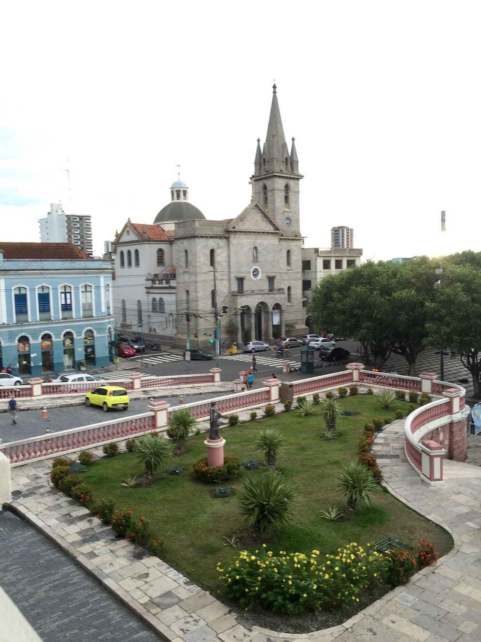 City center, manaus