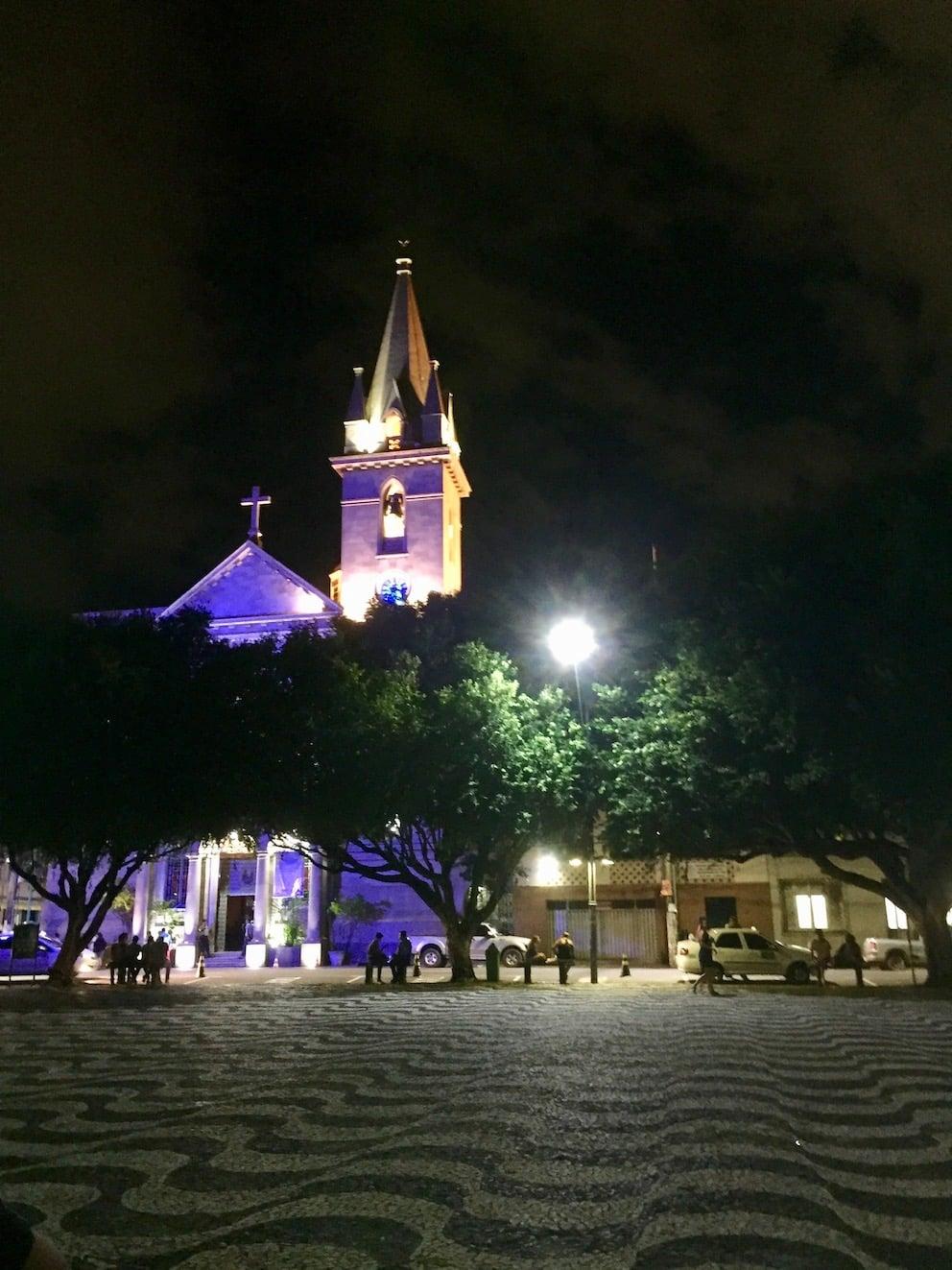 City center Manaus