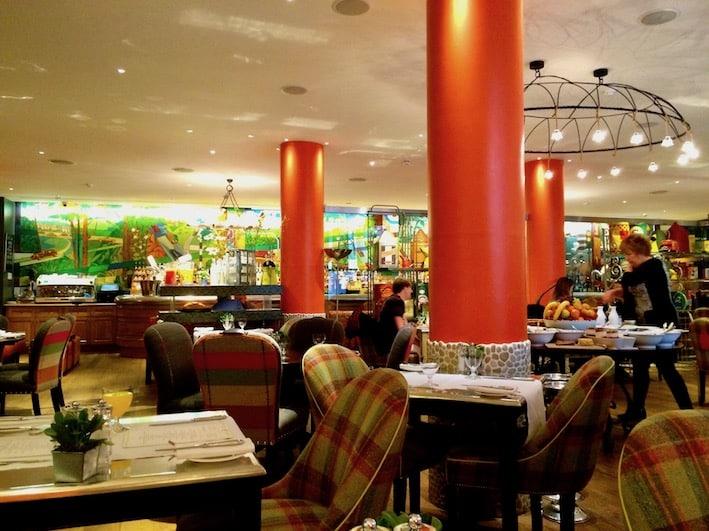 Restaurant Soho Hotel