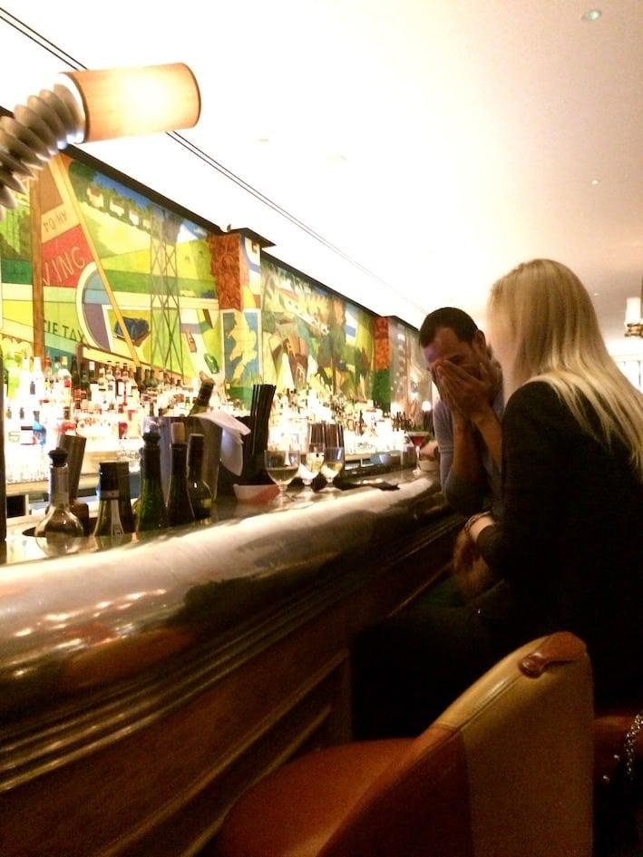 populær restaurant på theSoho hotel
