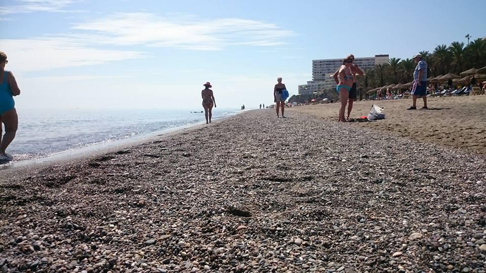 Costa del Sol, stranden