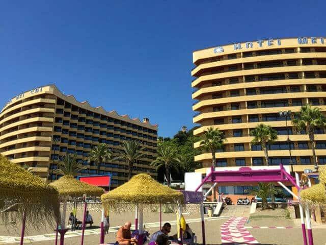Hotel Melia Costa Del Sol, Torremolinos