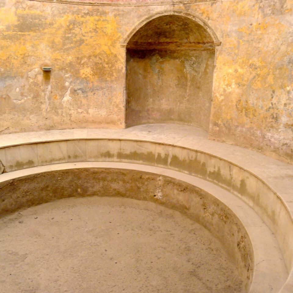 Pompei hadde flere bassenger