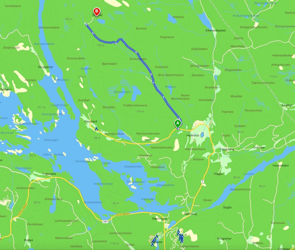 Kart, Sletthei