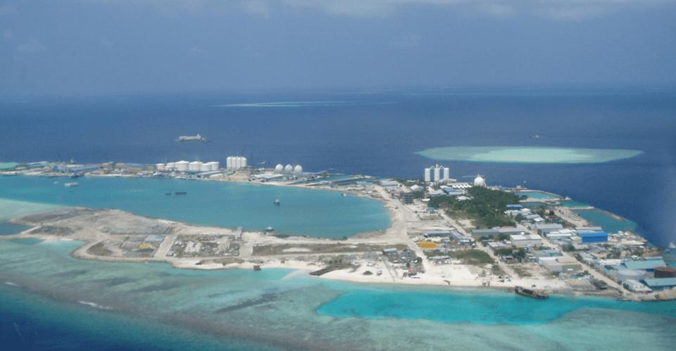 Maldivenes søppeløy, Thilafushi