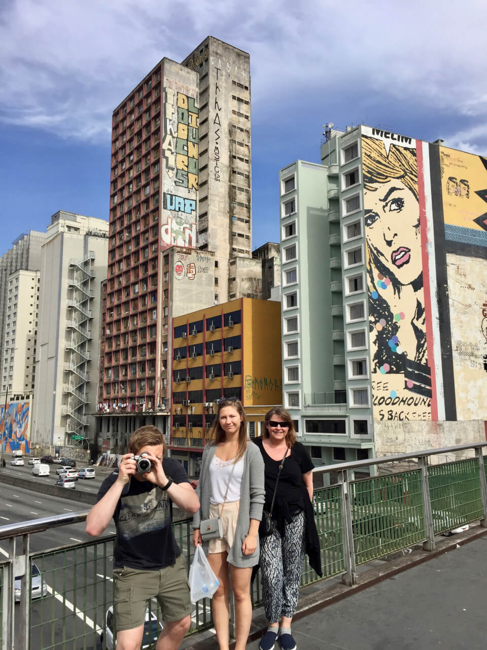Sao Paulo, Reiseguide til Sør-Amerika
