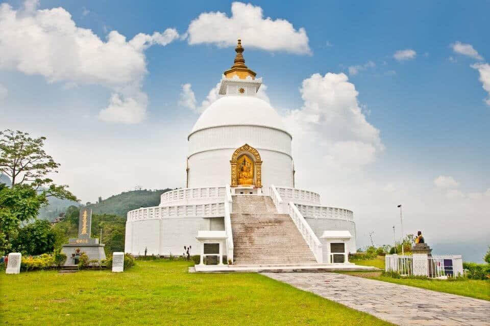 Pagoda, Nepal