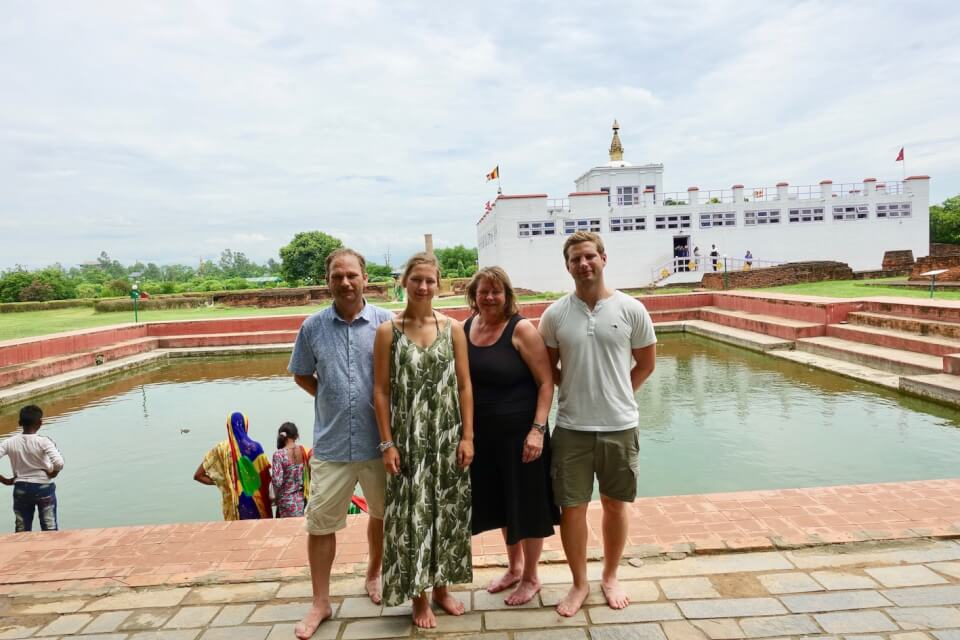 Maya Devi tempelet, Lumbini