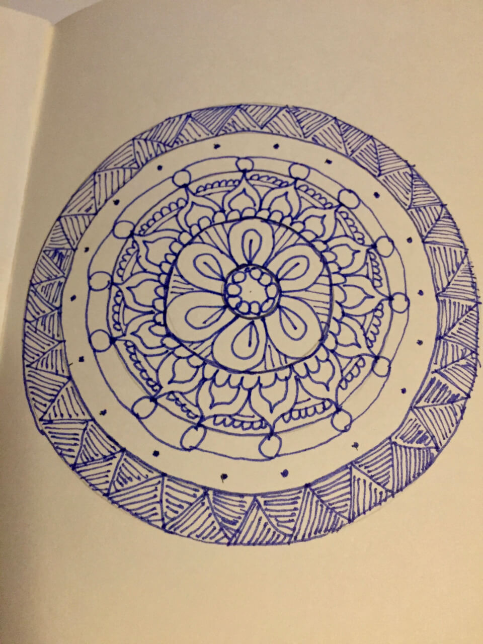 Tegn din egen mandala