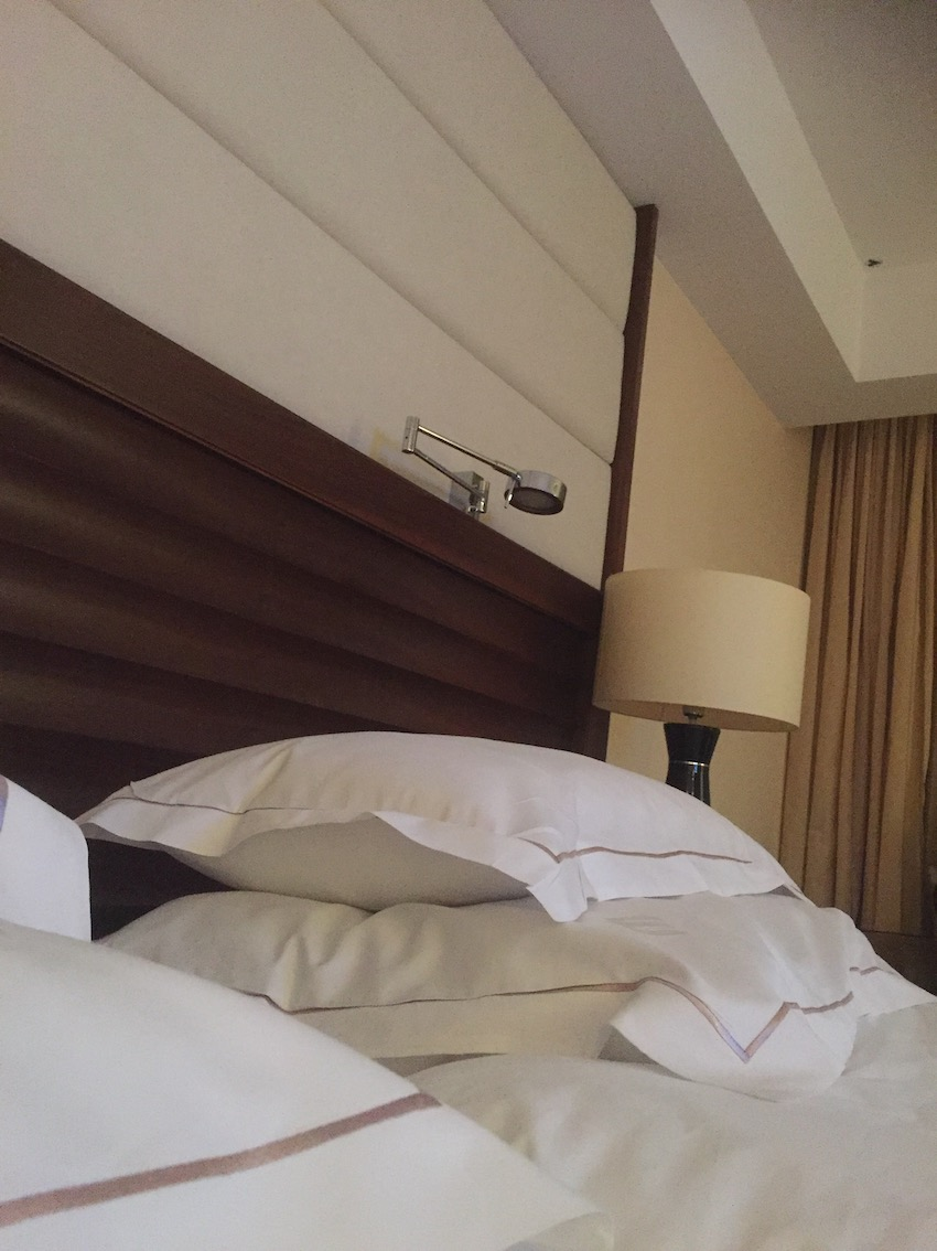 God nattesøvn på Jumeirah Frankfurt