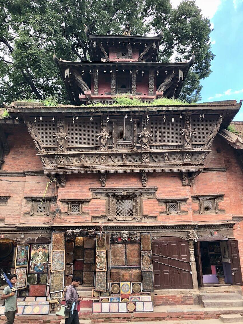 Kathmandu, hovedstad i Nepal