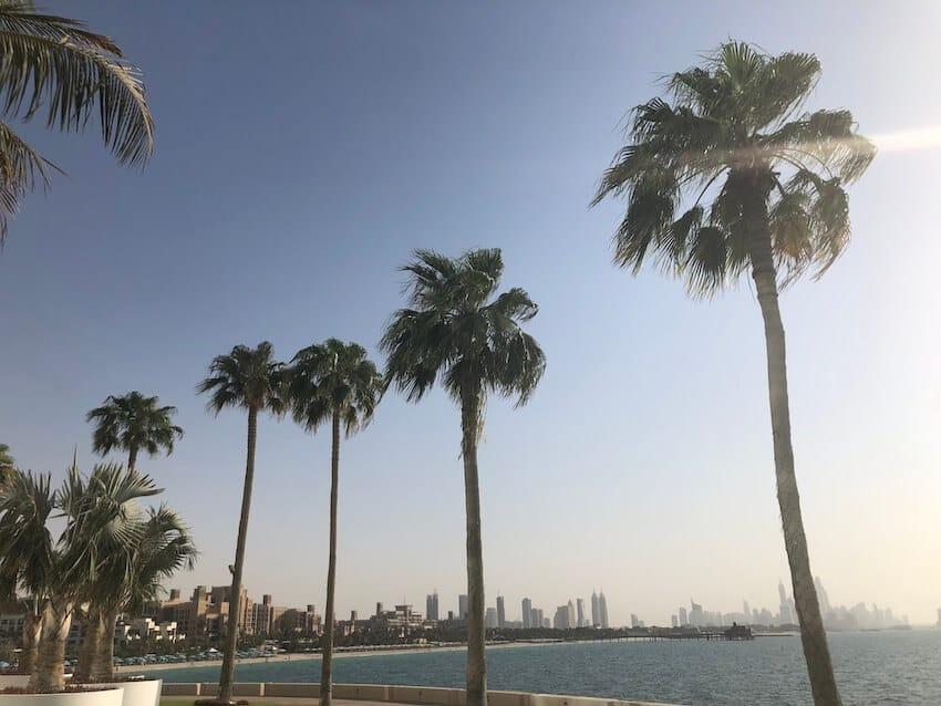 Bab Al Yam, Burj Al Arab