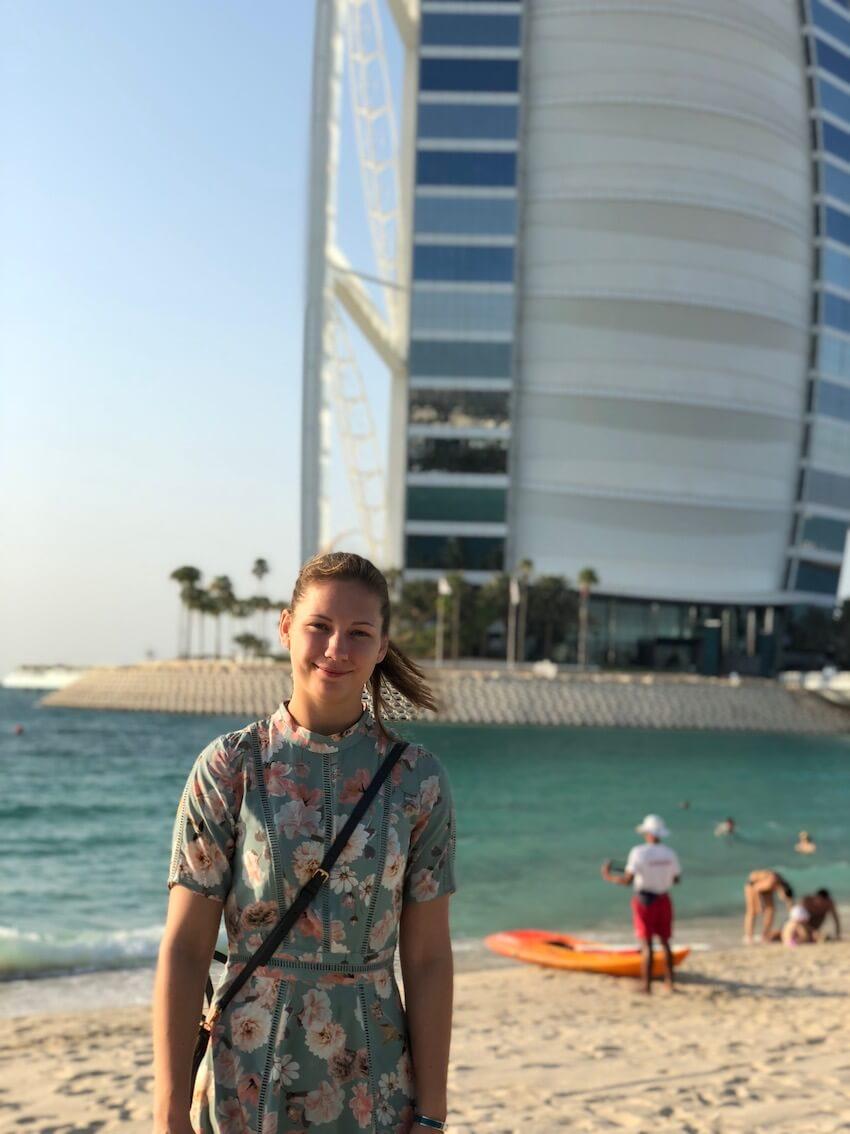 Burj Al Arab – verdens eneste hotell med 7* service