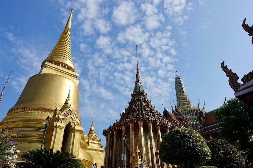 Attraksjoner i Bangkok