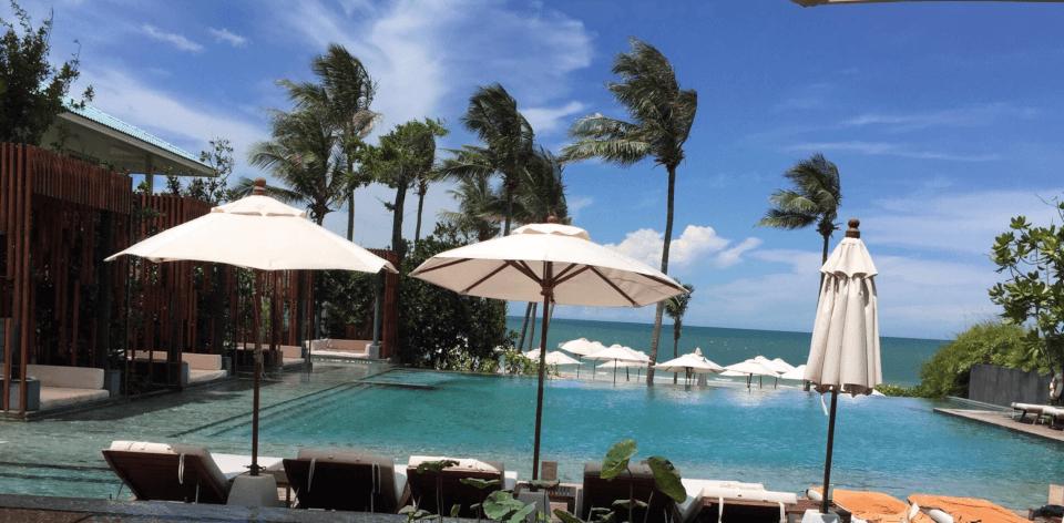 Cape Nidhra Hotel review – boutiqe hotel i Hua Hin
