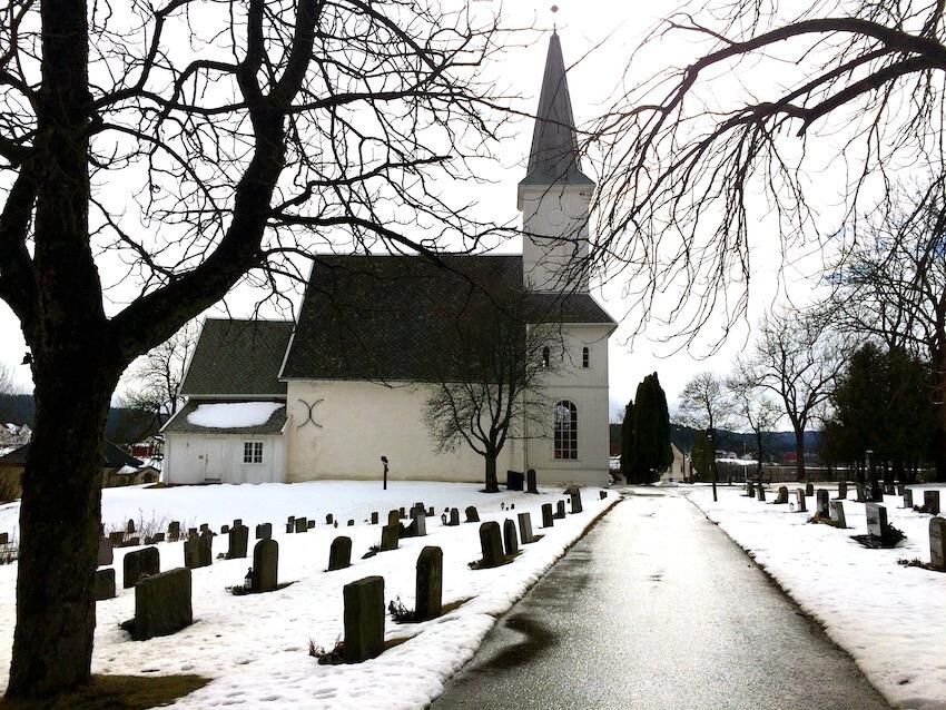 Lørenskog kirke.