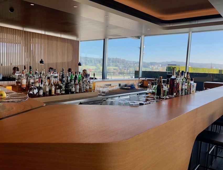 Swiss First Class Lounge Zurich, terminal E