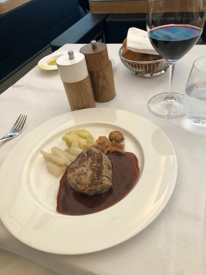 Anmeldelse: Swiss First Class fra Zurich til Dubai