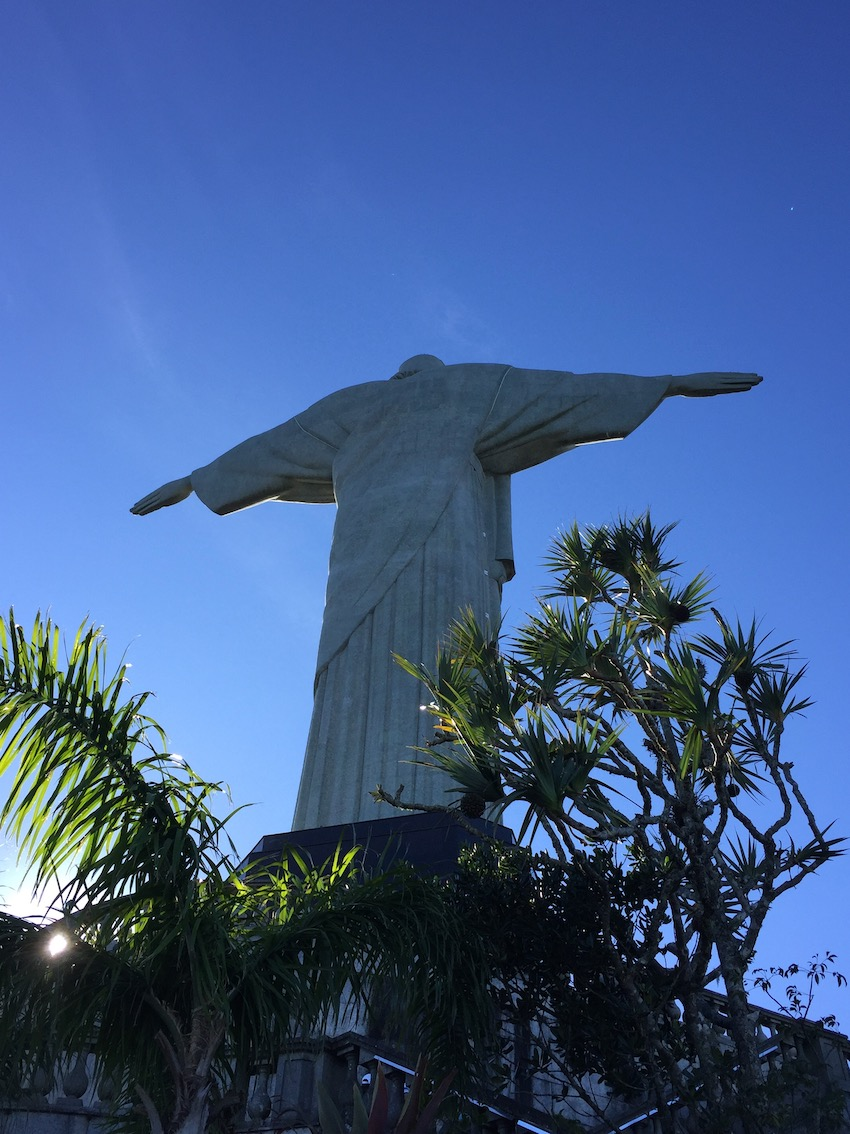 Kristusstatuen, Rio