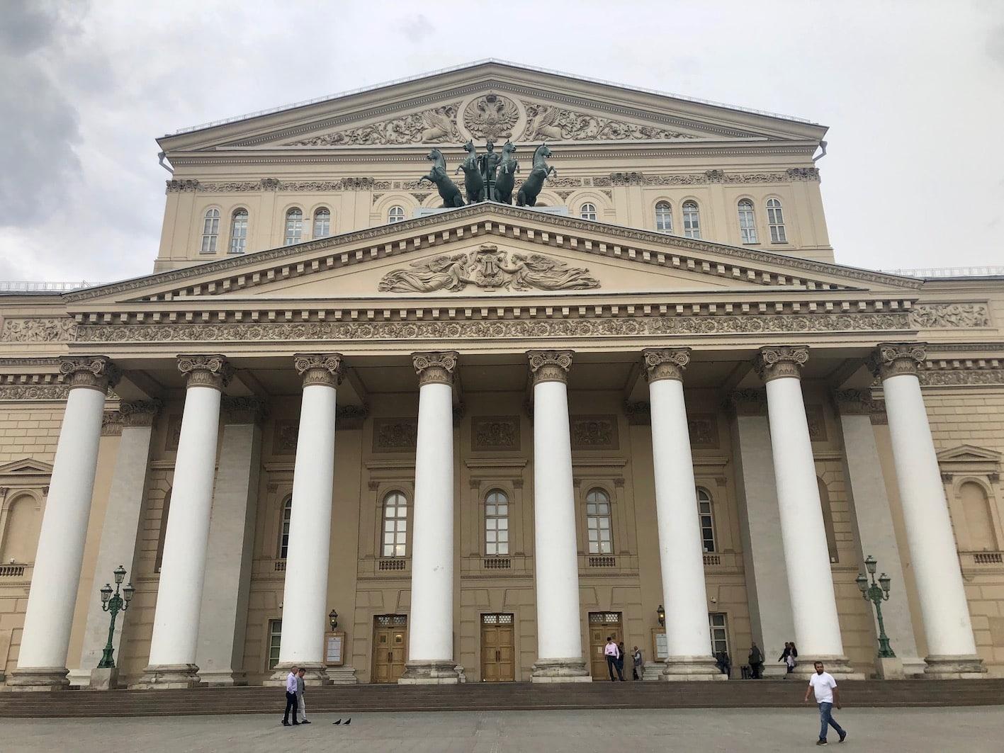 Bolsjoj theater