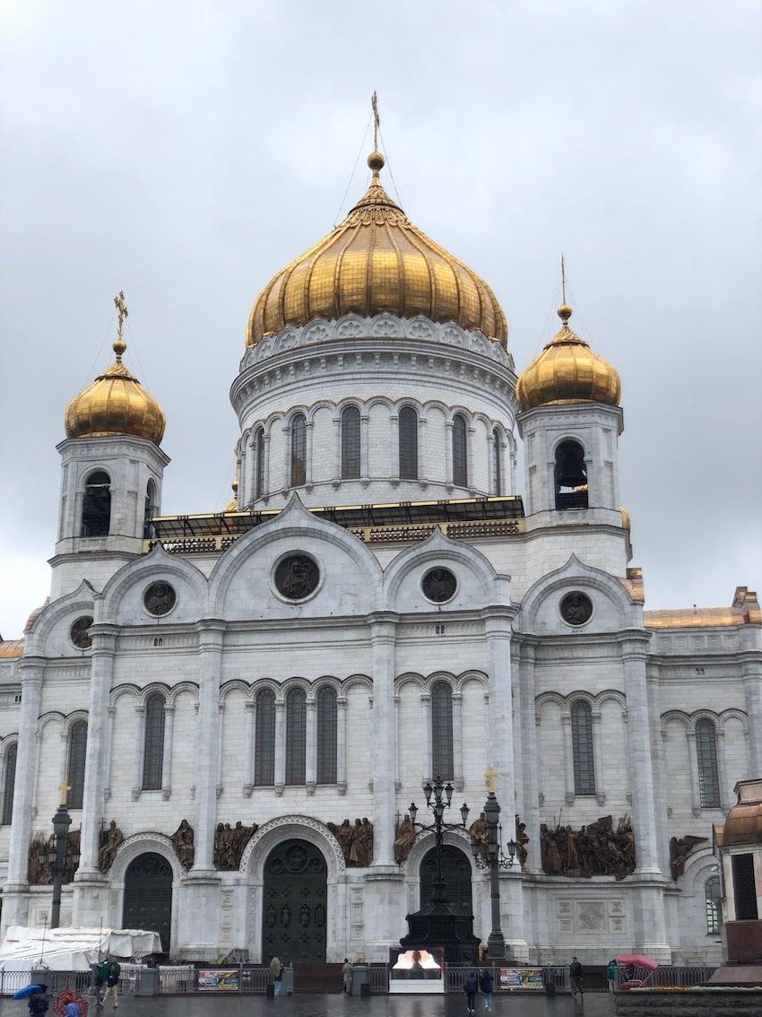 Kremel, Moskva