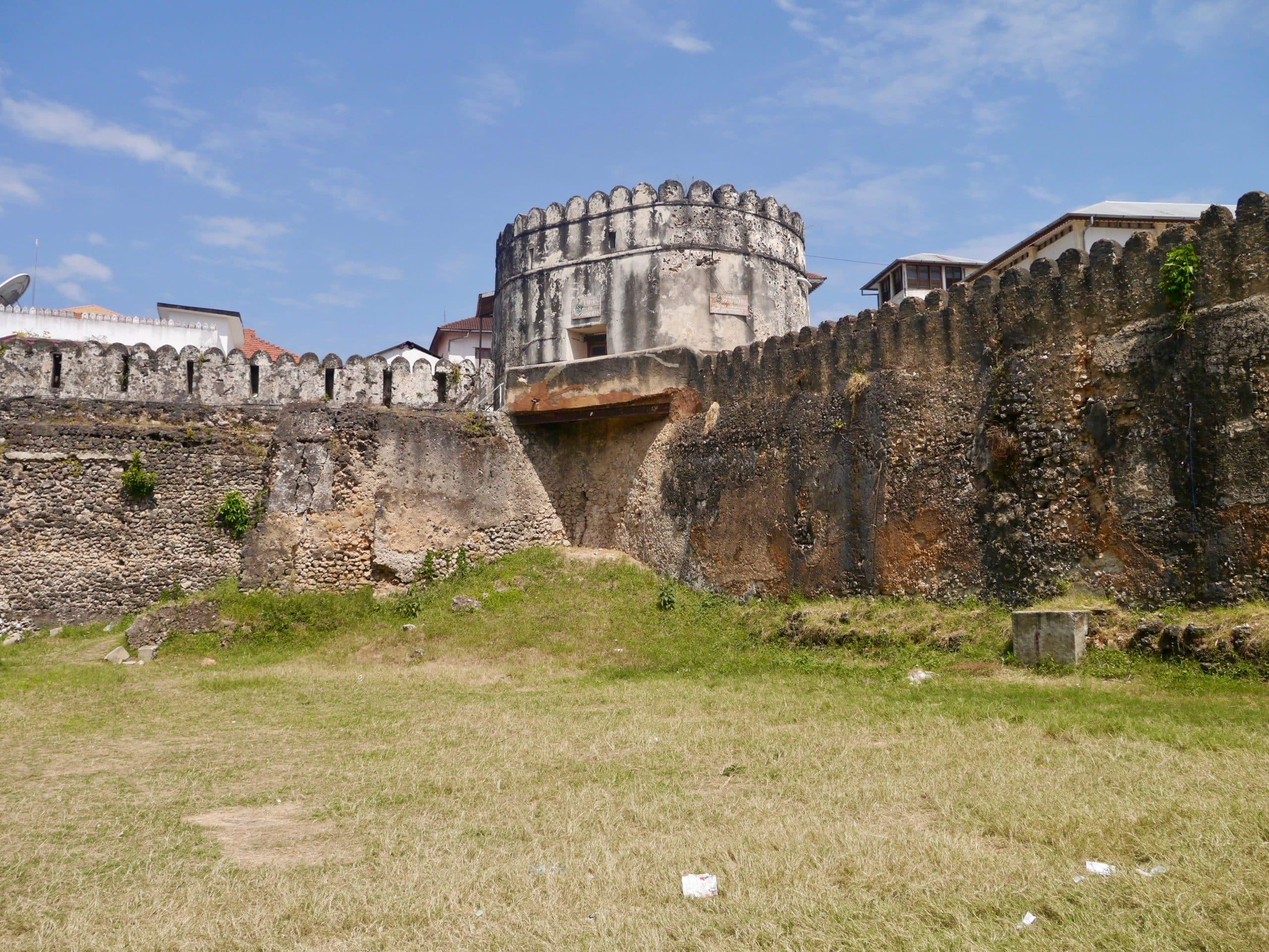 Fortet i Stone Town