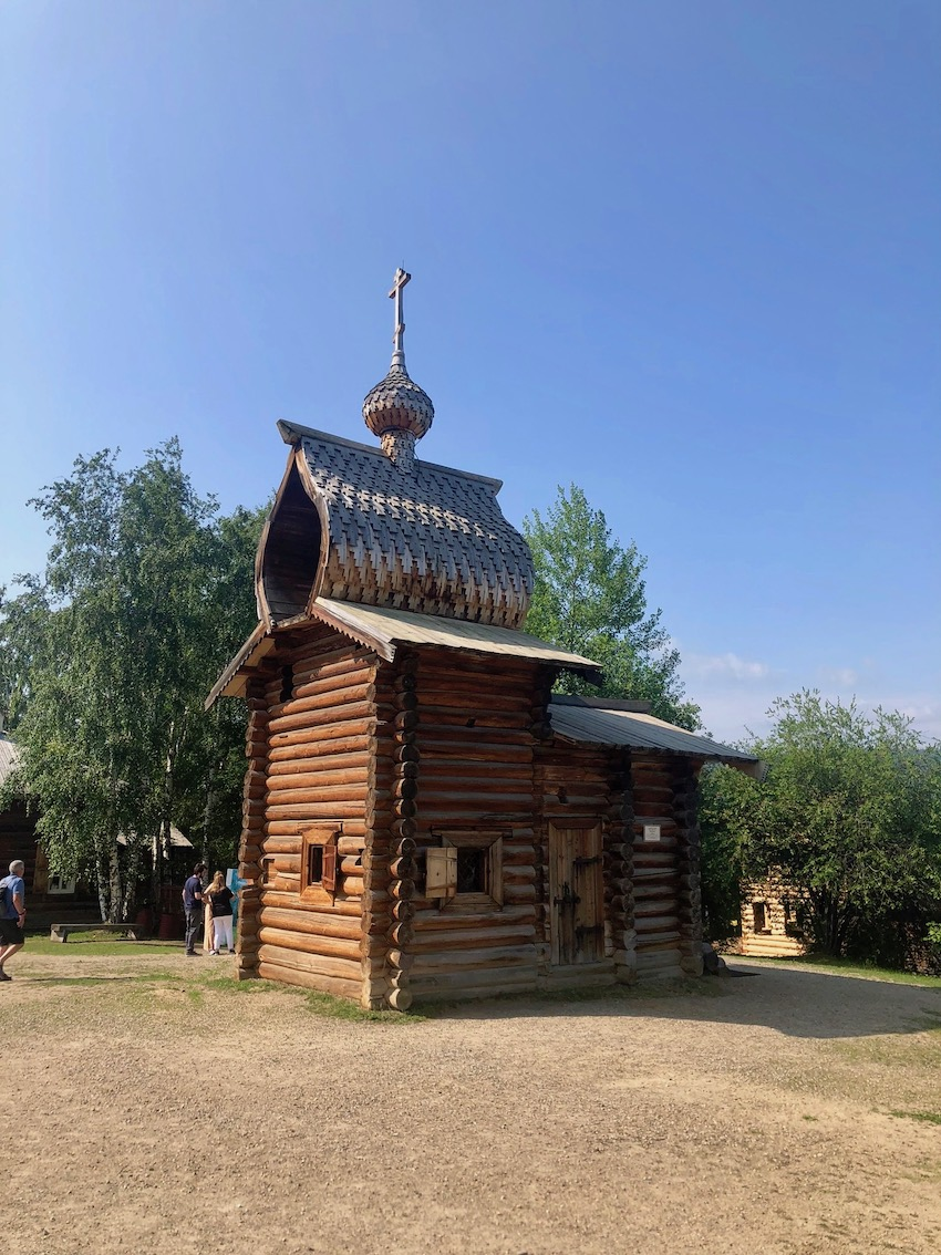 Taltsy museum