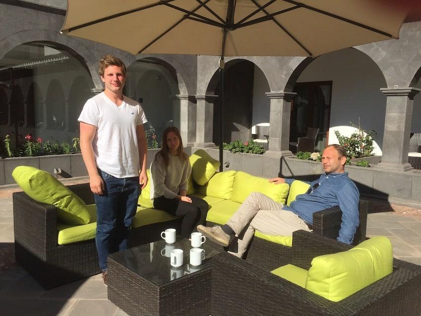 Hotelltips! Hilton Inn, Cusco. Reiseguide til Sør-Amerika