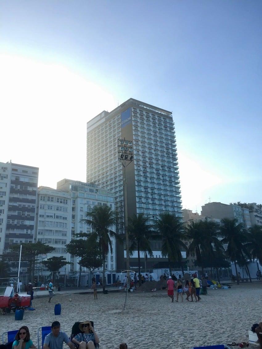 Rio de Janeiro, Copacabana, Reiseguide til Sør-Amerika
