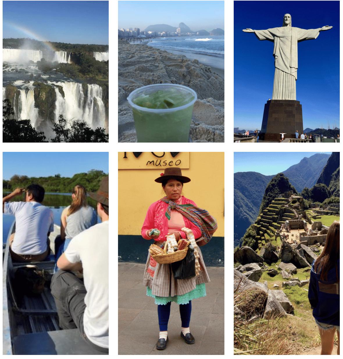 16 dagers reiseguide til Sør-Amerika