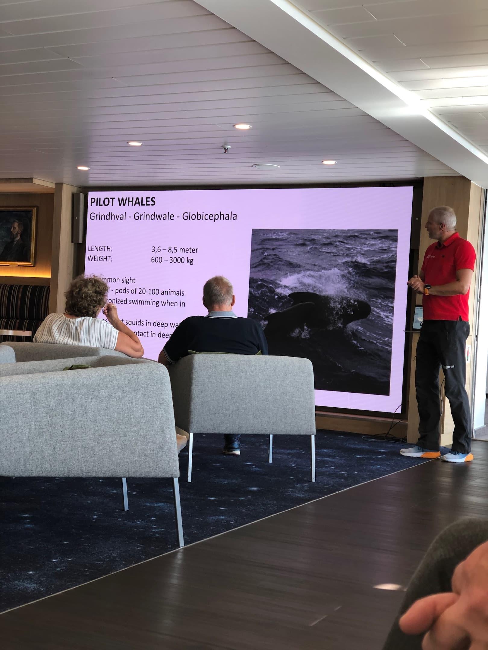 Expedition-team, Hurtigruten