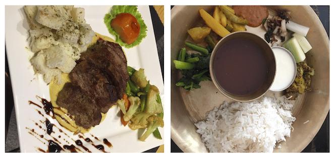 Mat i Nepal