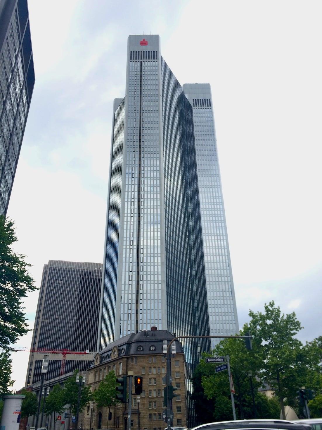 Jumeirah Frankfurt, luksushotell i hjertet av byen