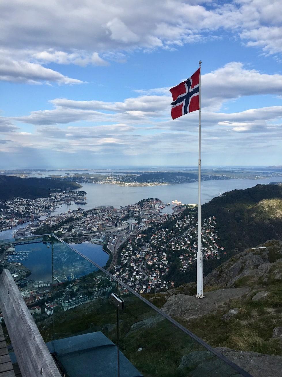 Ulriken, Opplevelser i Bergen