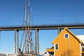 Tromsø, reiseåret 2020