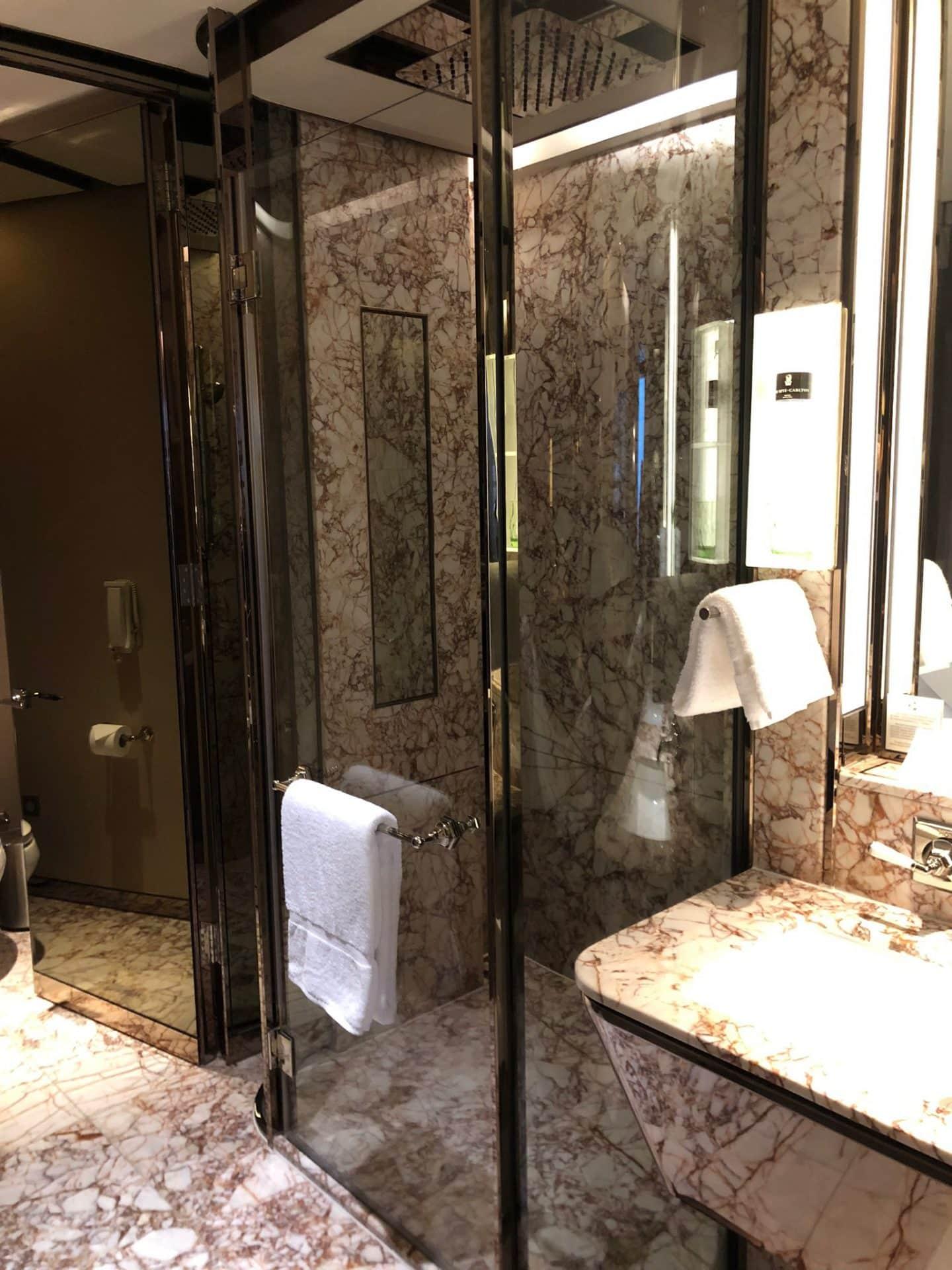 Badet på The Ritz-Carlton Shanghai