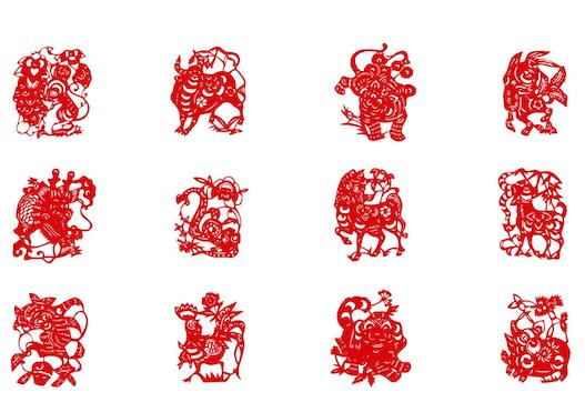 Zodiac. Kinesisk Nyttår!