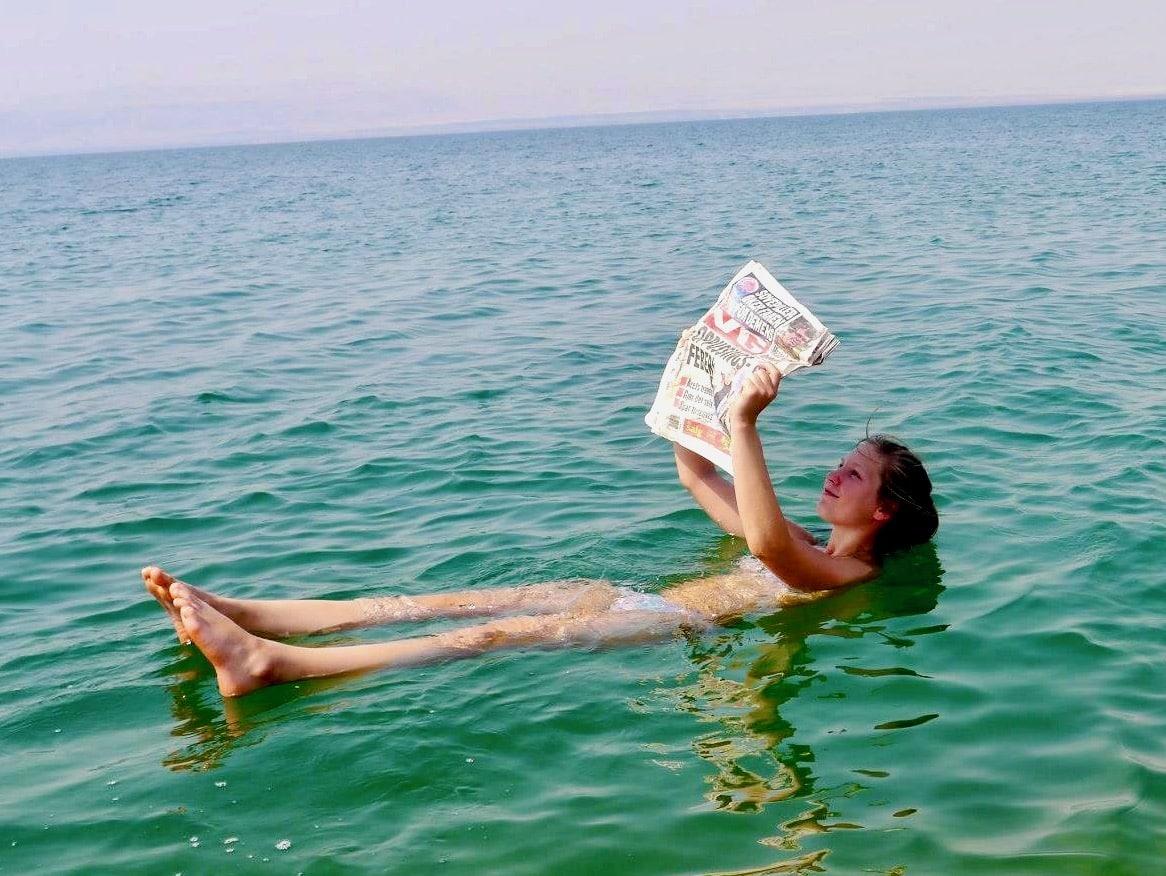 Dødehavet
