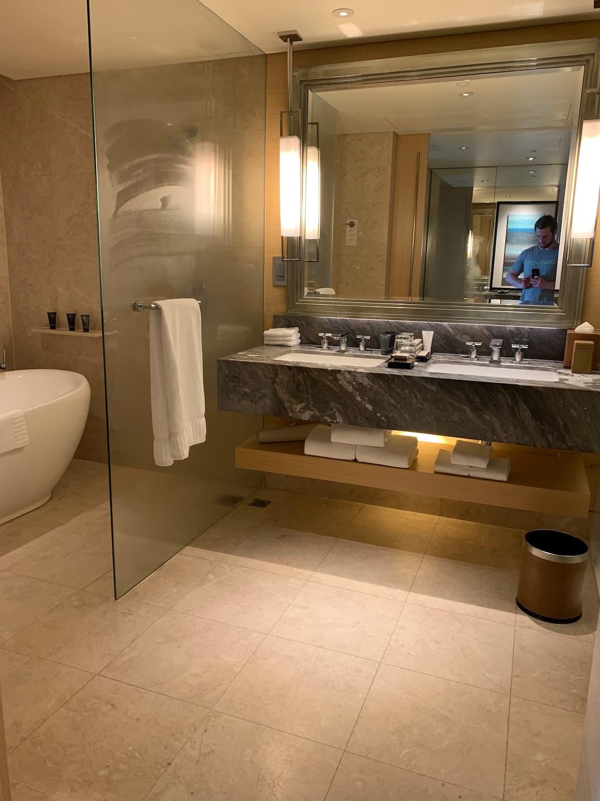 Marina Bay Sands, 5-stjernes hotel
