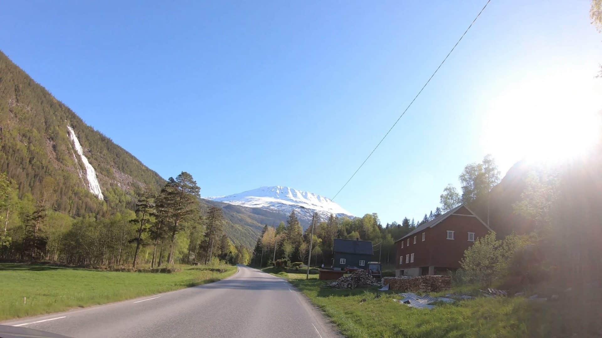 Gaustatoppen, Rjukan
