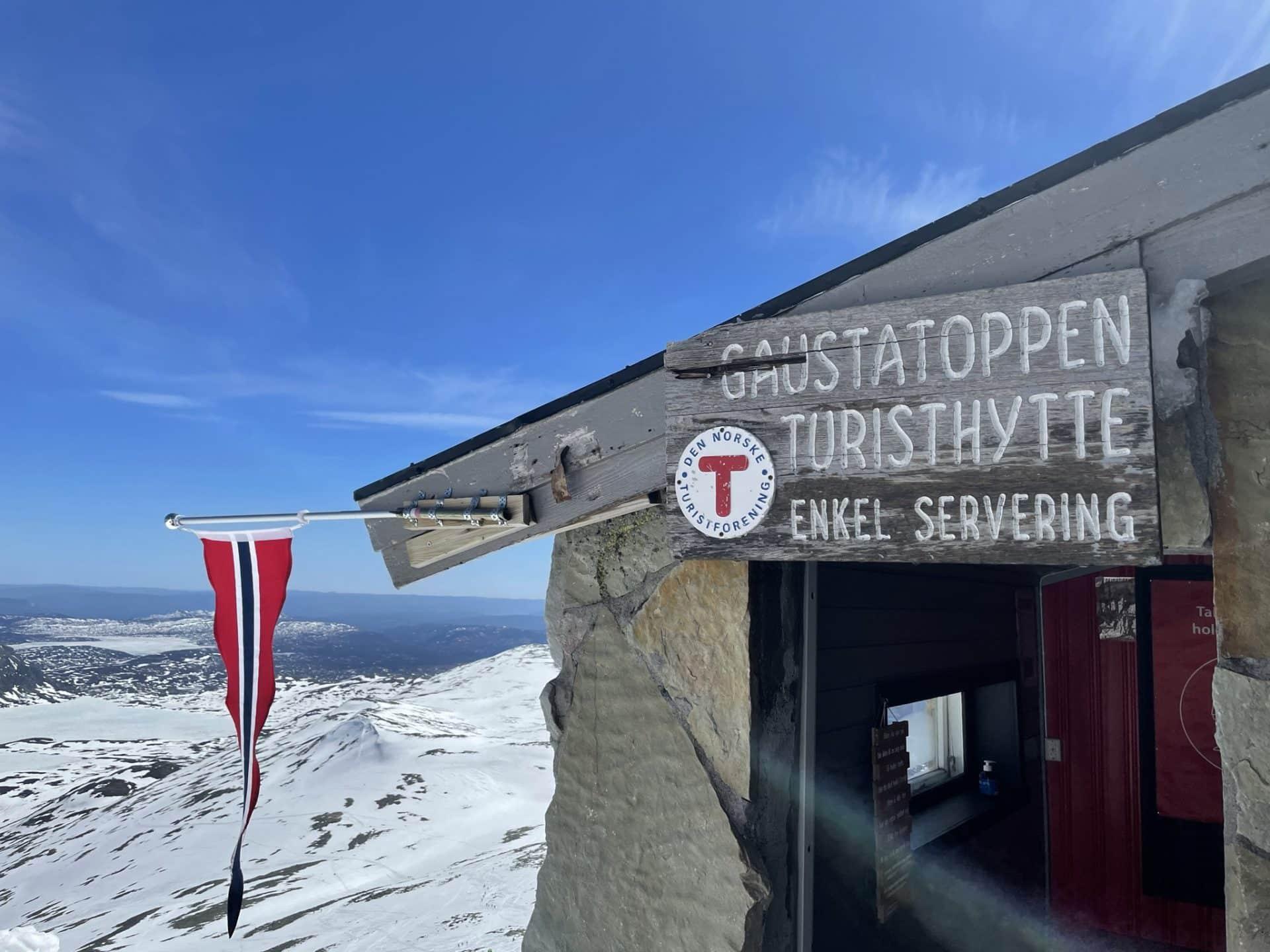 Gaustatoppen Turisthytte, Rjukan