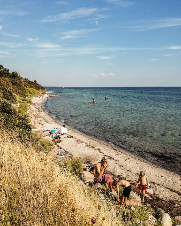 glaenoe-stranden