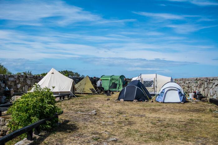 christiansoe-teltpladsen