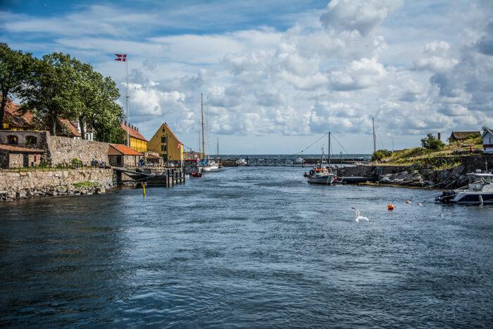 christiansoe-frederiksoe-havn