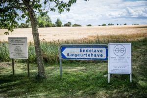 Lægeurtehaven – Endelave