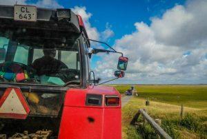 Mandoe-traktor-tur